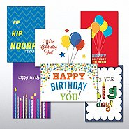 Value Greeting Card Assortment - Happy Birthday - Classic