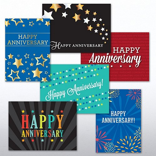 Anniversary Celebrations Greeting Card Assortment