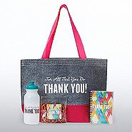 Tote-ally Fantastic Gift Set - For All That You Do Thank You