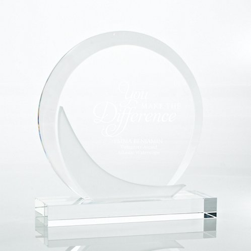 Eclipse Crystal Trophy