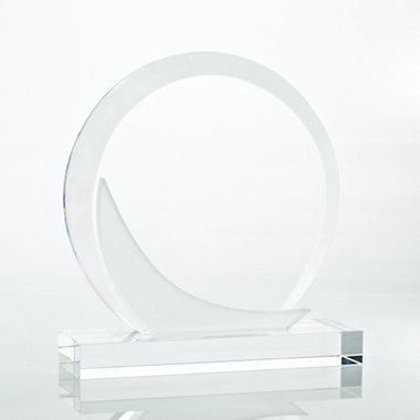 Crystal Eclipse Trophy