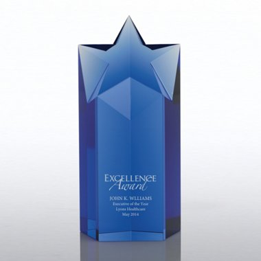 Blue Prism Star Trophy