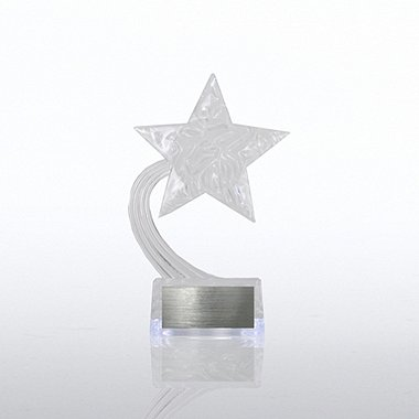 Student Trophy - Acrylic Shooting Star