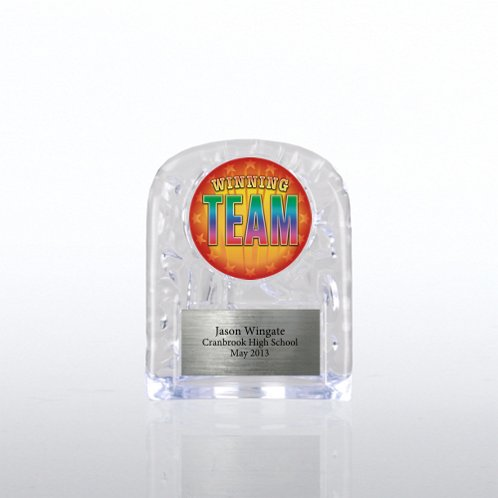 Student Square Acrylic Trophy
