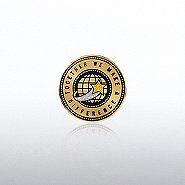 Lapel Pin - Together We Make a Difference - Globe
