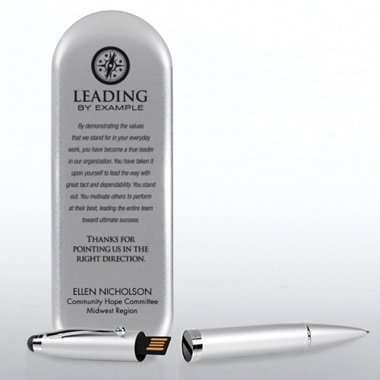 USB Pen Executive Pen Tin