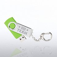 USB Key Chain - Go Team