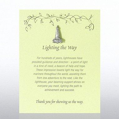 Character Pin - Lighthouse: Lighting the Way