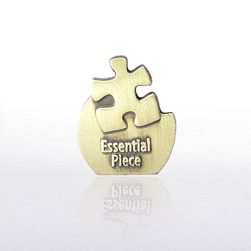 Eclipse - Essential Piece Lapel Pin