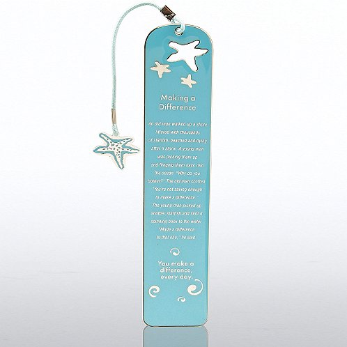 Starfish: Making a Difference ReMARKables Bookmark