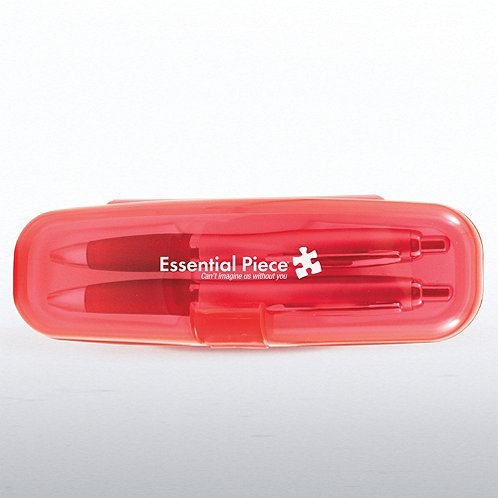 Essential Piece Pen & Pencil Gift Set