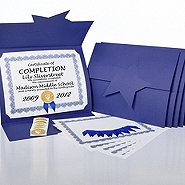 Certificate Paper Bundle - Academic Star