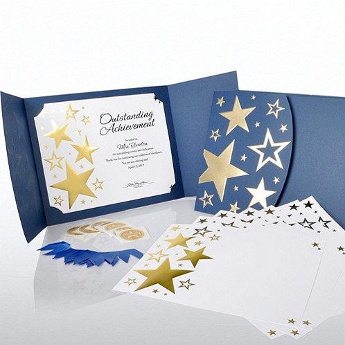 Bright Stars Certificate Paper Bundle