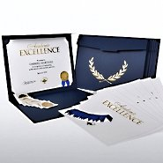 Certificate Paper Bundle - Academic Excellence