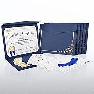 Certificate Paper Bundle - Corner Stars Bundle