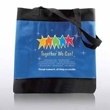 Character Totebag - Together We Can
