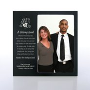 Engravable Photo Frame - Black