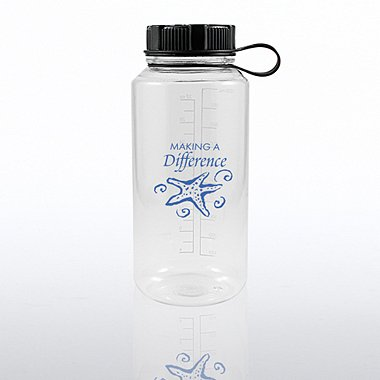 Go Active Water Bottle - Starfish: Making a Difference