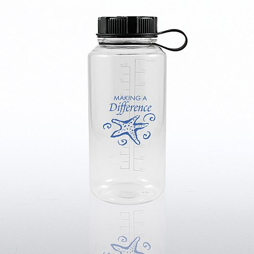 Starfish: Making a Difference Go Active Water Bottle