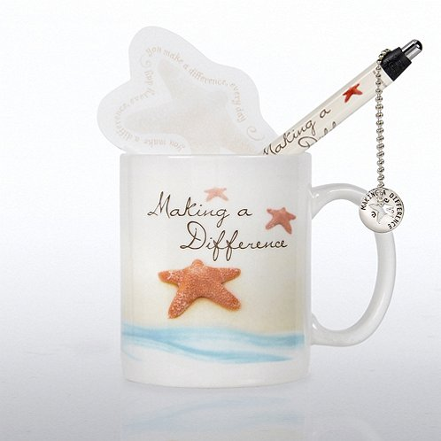 Starfish: Making a Difference Celebration Gift Set