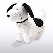 Spot On - Plush Dog