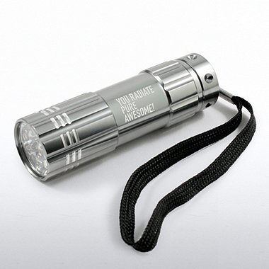 Elite LED Flashlight - Exclamations