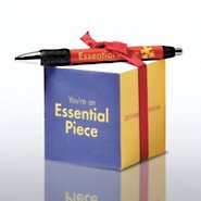 Note Cube & Pen Gift Set - Essential Piece