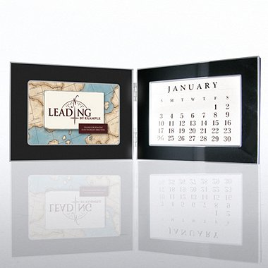Perpetual Desk Calendar - Leading by Example