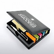 Flip Top Note Holder & Pen - You're Essential to Our Success