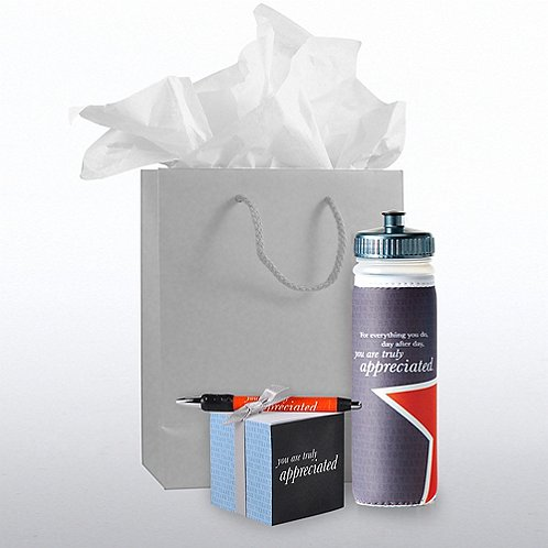 You are Truly Appreciated Office Gift Set
