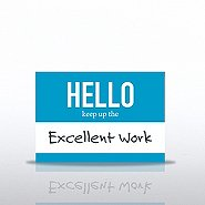 Sticky Note Booklet - Hello My Name Is...