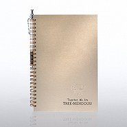 Foil-Stamped Journal & Pen Gift Set - Growing Together