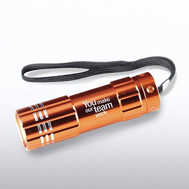 Elite LED Flashlight - Teamwork