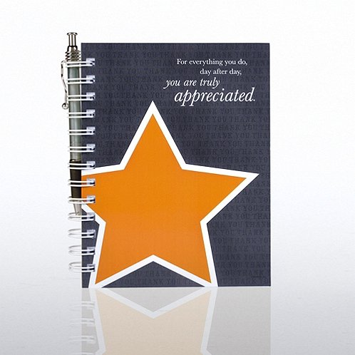 You are Truly Appreciated Journal & Pen Gift Set