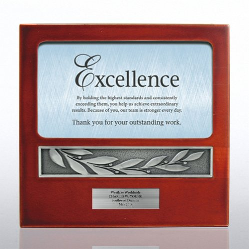 Excellence Character Impressions Trophy