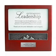 Character Impressions Trophy - Outstanding Leadership