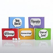 Recognition Mint Boxes - Positive Praise
