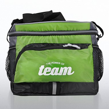 Adventure Cooler Bag - Teamwork Makes the Dream Work