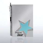 Foil-Stamped Journal & Pen Gift Set - You're a Star