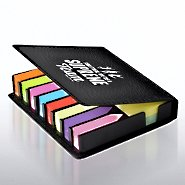 Flip Top Note Holder w/ Calendar - Supreme Team