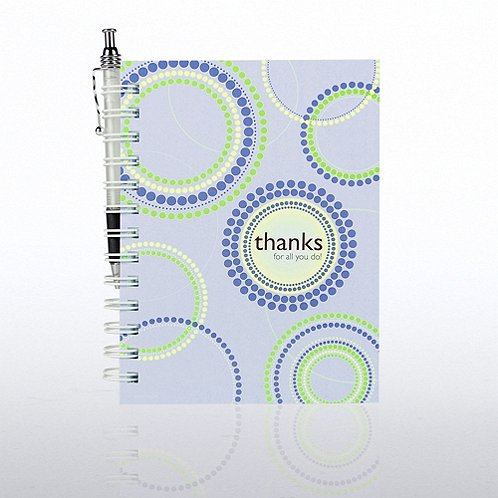 Thanks for All You Do! Journal & Pen Gift Set