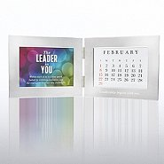 Perpetual Desk Calendar - Leader In You