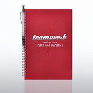 Foil-Stamped Journal & Pen Gift Set - Teamwork Dreamwork
