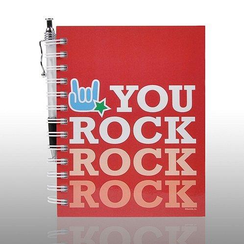 You Rock Journal & Pen Gift Set