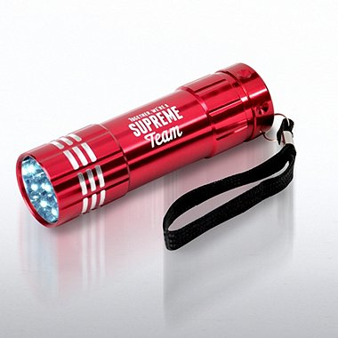 Elite LED Flashlight - Supreme Team