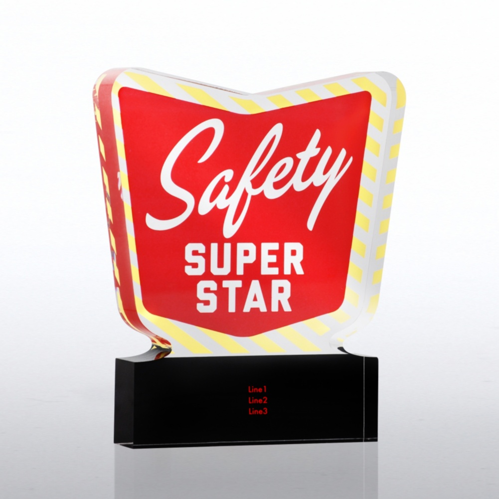 Photo of Safety Trophy