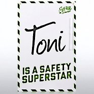 Safety Board - Safety Superstar
