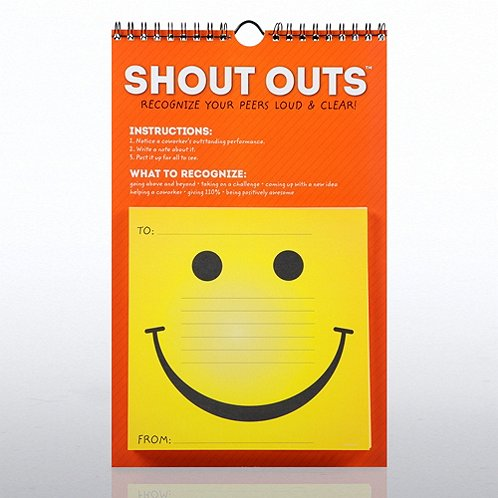 Positively Awesome Peer-to-Peer Shout Outs