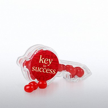 Red Hots Key Container - Key to Success