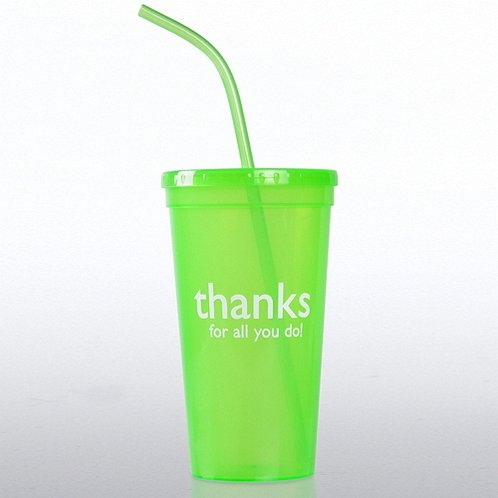 Thanks for All You Do! Value Tumbler